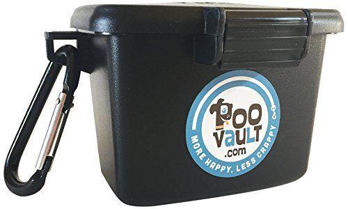 Giveaway: poovault dog poop vault (valore $ 18)