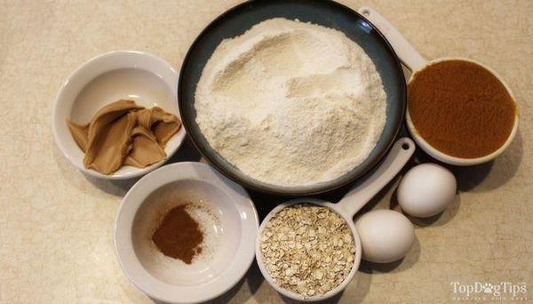 Ricetta: dolcetti di zucca fatti in casa con burro di arachidi