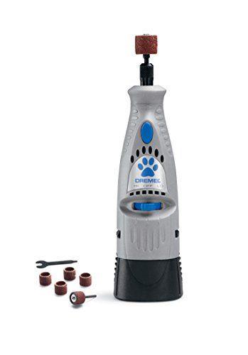 Recensione: strumento per la pulizia delle unghie per cani Dremel per cani
