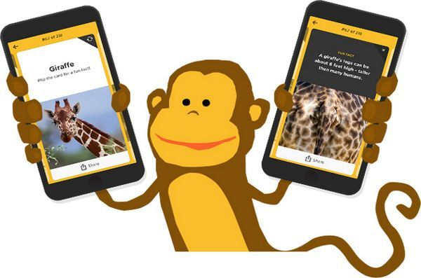 Tailsup! L`app aiuta i bambini ad arrivare fino in fondo alla consapevolezza degli animali