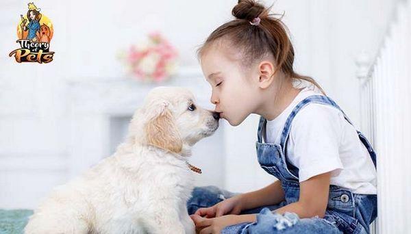 Top 34: come bambini e cani si aiutano a vicenda