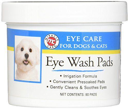 Tamponi per lavaggio oculare per la cura del miracolo