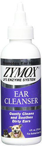 Zymox Ear Cleanser con enzimi bioattivi