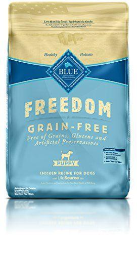 Cibo per cuccioli secco senza cereali blu Buffalo Freedom