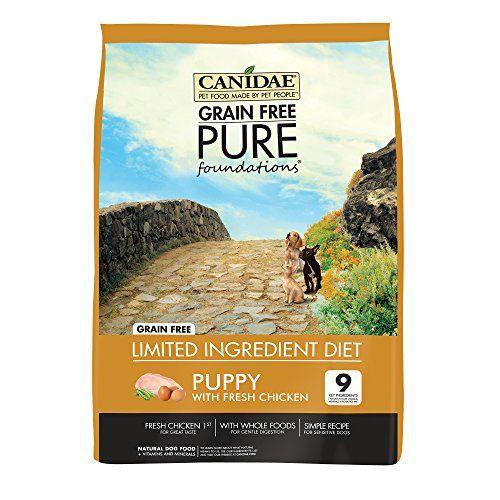 Cibo per cani secco PURE senza cereali