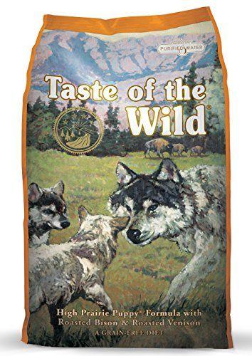 Cibo secco senza cereali per cuccioli di Taste of the Wild